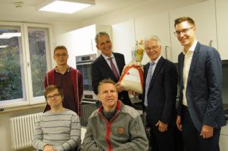 Bayerische Sparkassen unterstützen Fritz & Jack