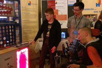Mechatronik hilft Menschen mit Handicap
