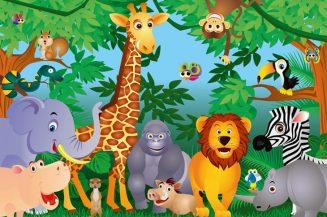 Herzliche Einladung zum Sommerfest: Exotisches Dschungelleben