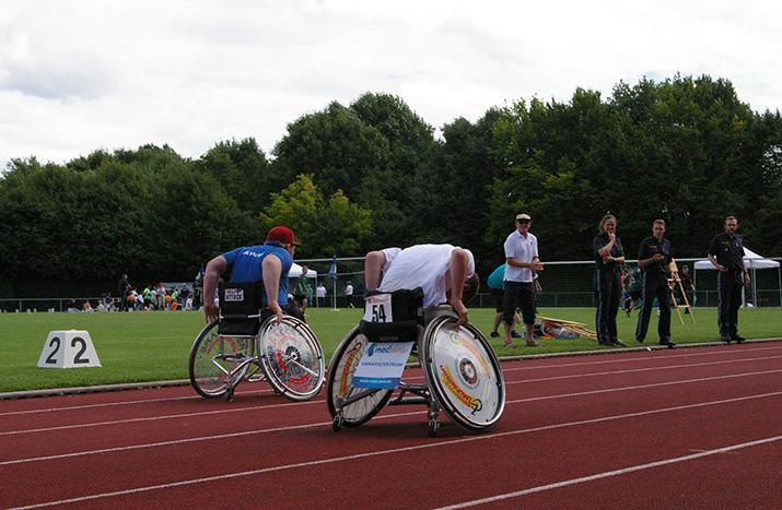 """Jugend trainiert für Paralympics"""