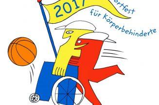"""Fritz-Felsenstein-Haus richtet """"Jugend trainiert für Paralympics"""" aus 250 Sportler zu Gast beim  Landeschulsportfest der bayerischen Förderschulen"""