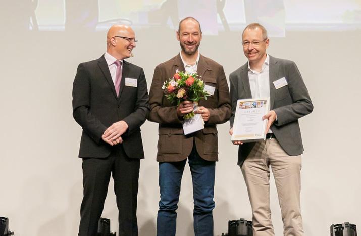 BGW Forum 2017 Hamburg Elysee Dienstag 5 September 2017 Preisverleihung BGW Gesundheitspreis 2017
