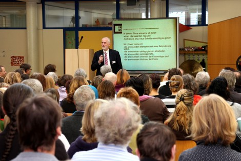 Fortbildung, Besuche und regionale Vernetzung