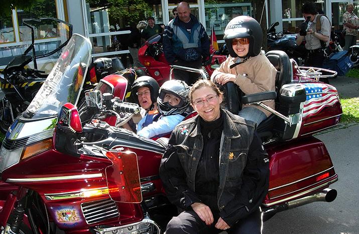 Felsenstein on the road sucht Trike- und Gespannfahrer