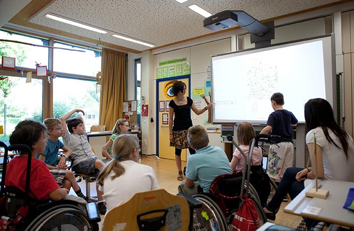 Informationsveranstaltung zur Schulanmeldung und -aufnahme körper- und mehrfachbehinderter Kinder in der Fritz-Felsenstein-Schule