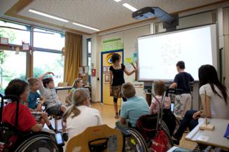 Informationsveranstaltung zur Schulaufnahme und Schulanmeldung körper- und mehrfachbehinderter Kinder
