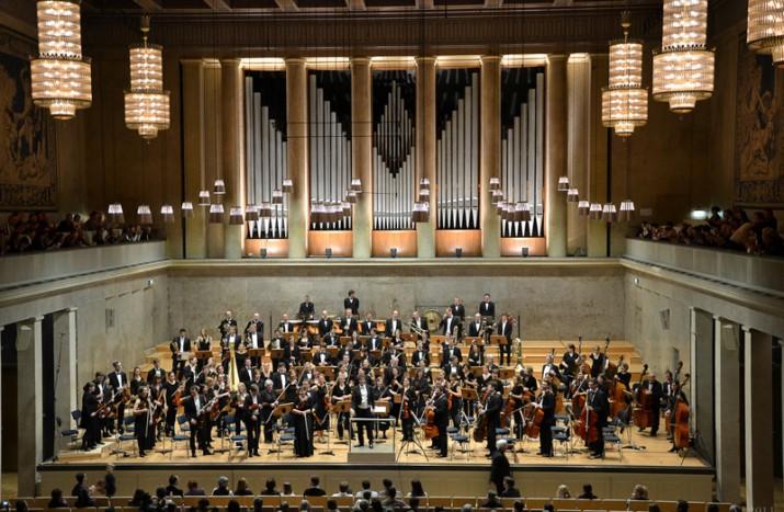 Benefizkonzert des Symphonischen Orchesters München-Andechs im Kleinen Goldenen Saal