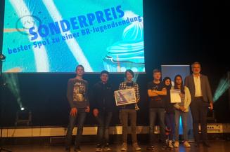Radio macht Spaß – FFH-Schüler beim BR-Schulradiowettbewerb ausgezeichnet