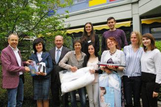 Ukrainische Fachkräfte hospitieren im FFH